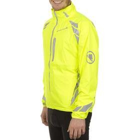 Endura Luminite II Jakke Herrer, hi-viz yellow/reflective